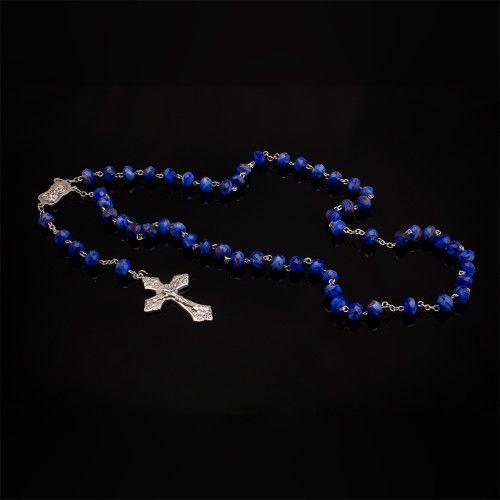 Rozariu-albastru-cu-insertii-rosii-R02