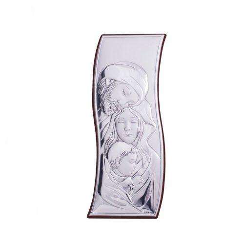 Sfanta Familie-Icoana din argint