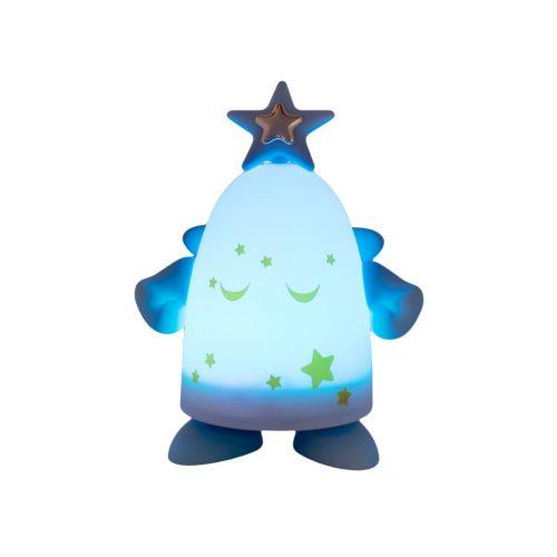 Lampa-albastra-cu-placuta-argintata-CB06 (2)