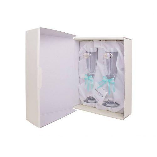 Pahare din cristal pentru miri